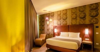 Motel > Comfort Lanterne Rosse
