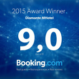 Booking.com 2015 Award Winner