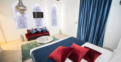 Motel > Superior a tema Casablanca