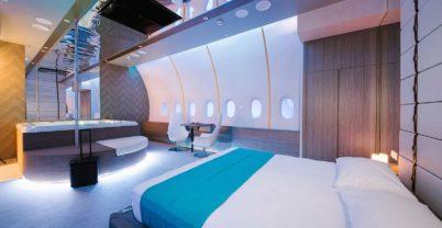 Motel > Luxury Suite Private Jet
